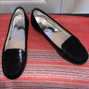 Michael Kors Leather Loafer